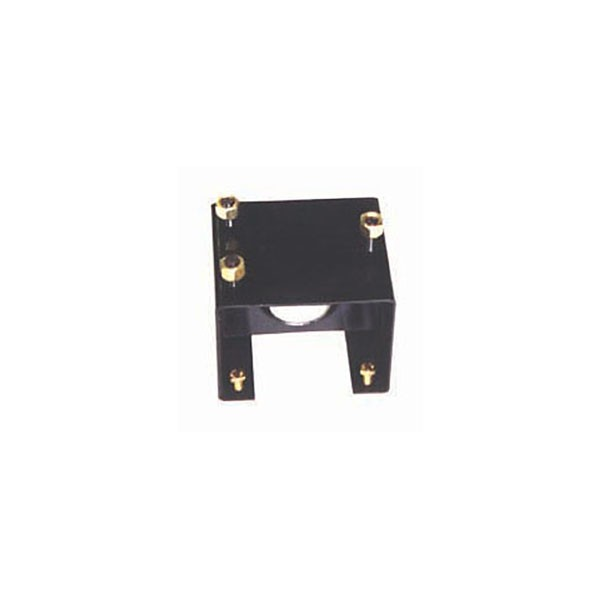Spare Tire Carrier, Side Mount; 46-71 Willys/Jeep CJ