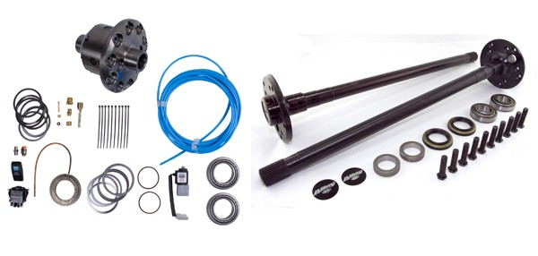 Axle Shaft Kit, ARB Air Locker, Mas Grande 44, Rear