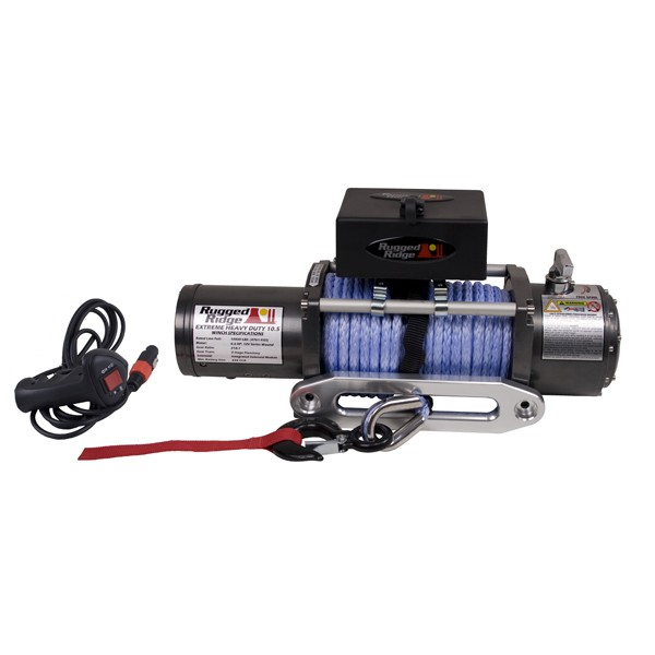 Performance 10500 lbs Off Road Winch