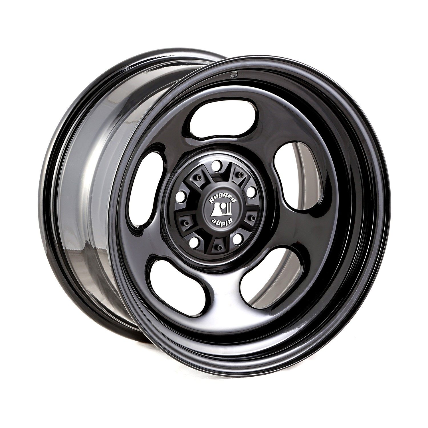 Steel Wheel, Trail Runner Classic, W/Center Cap, 17x9; 07-17 Wrangler