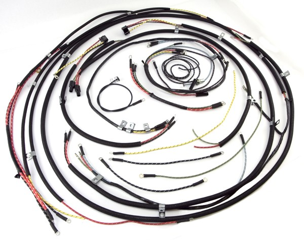Cj2a Wiring Harness