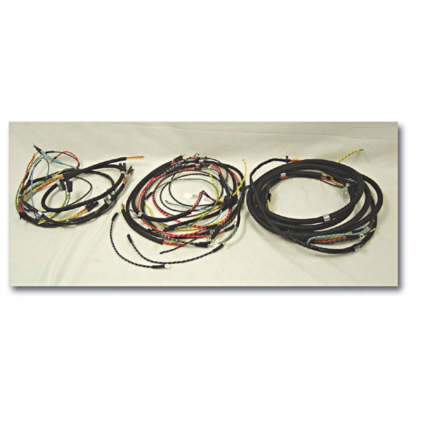 Wiring Harness, w/ Turn Signal; 45- early 46 Willys CJ2A | Willys Wiring Harness |  | Auto Quest Jeeps