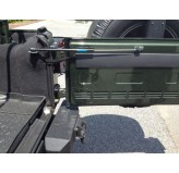 Tailgate Assist Kit; 07-10 Jeep Wrangler JK