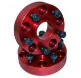 Wheel Spacers, 5x5.5; 41-86 Willys/Jeep Models