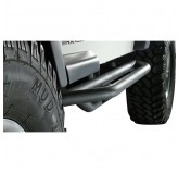 RRC Side Armor Guards; 87-06 Jeep Wrangler YJ/TJ