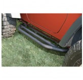 RRC Side Armor Guards; 07-17 Jeep Wrangler JK