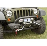 Winch Plate, 07-18 Jeep Wrangler