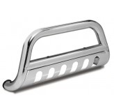 3-Inch Bull Bar Stainless Steel 10-12 Jeep JK Wrangler