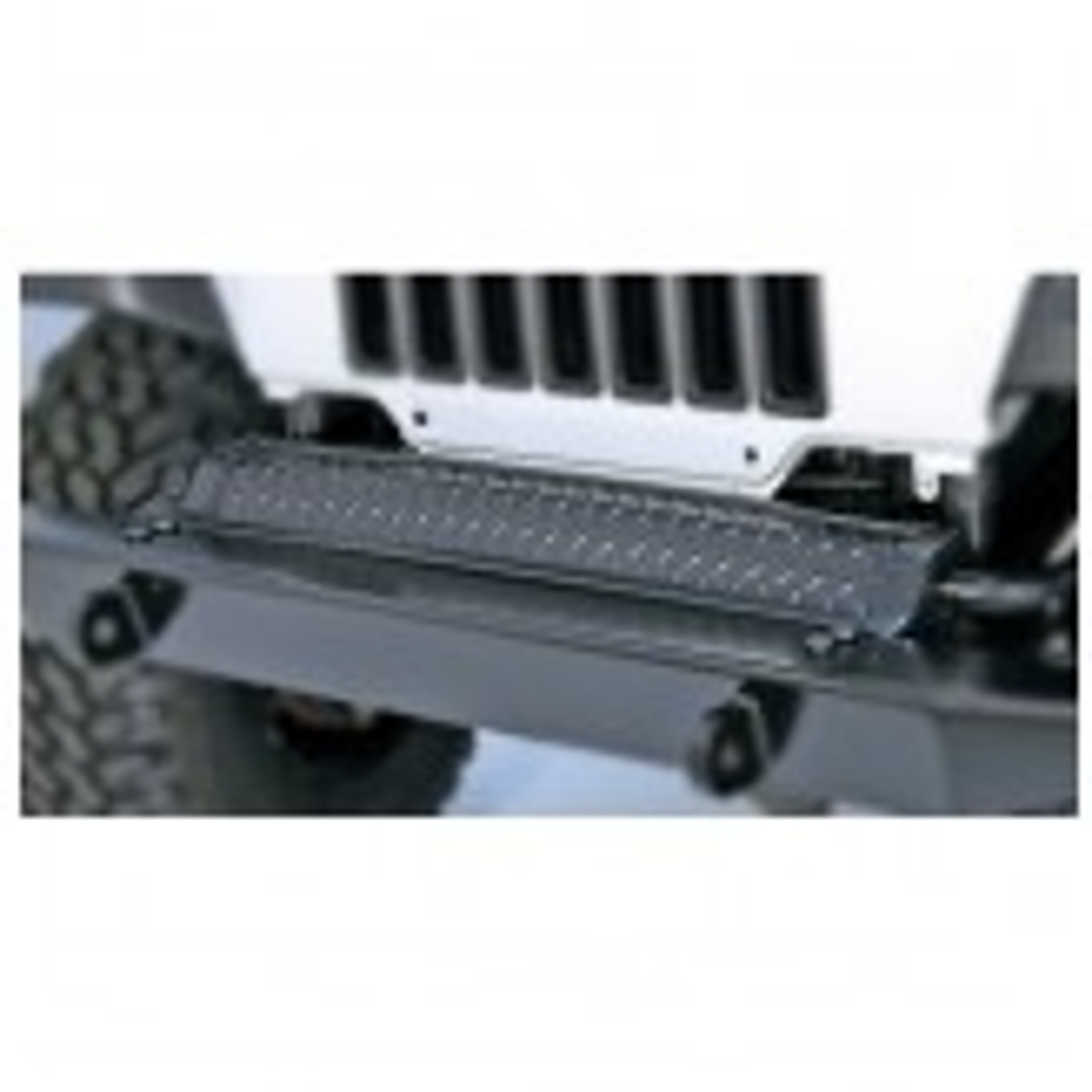 Front Frame Cover Body Armor 97-06 Jeep Wrangler
