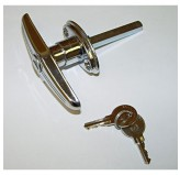 Liftgate T Handle; 76-86 Jeep CJ Models