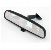 Rear-View Mirror; 72-02 Jeep CJ/Wrangler YJ/TJ