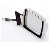Right Chrome Mirror; 84-96 Jeep Cherokee XJ
