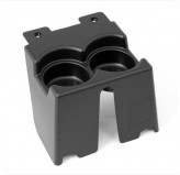 Dual Cup Holder; 84-96 Jeep Cherokee XJ