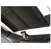 Hardtop Insulation Kit, 4-Door; 07-10 Jeep Wrangler JK