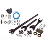 Front Grande 30 Axle Shaft & ARB Air Locker Kit, 84-95 Jeep Models
