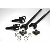 Axle Shaft Kit, for Dana 44, Front; 07-17 Jeep Wrangler Rubicon JK