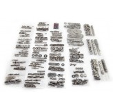 Body Fastener Kit Soft Top 87-95 Jeep YJ Wrangler