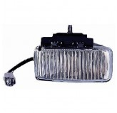 Left Side Fog Lamp; 97-01 Jeep Cherokee XJ
