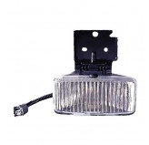 Left Side Fog Lamp; 97-98 Jeep Grand Cherokee ZJ