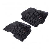All Terrain Front Floor Liners 76-95 Jeep CJ/Wrangler