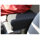 Neoprene Arm Rest Cover Black 07-10 Jeep JK Wrangler