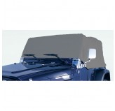 Weather Lite Cab Cover; 76-06 Jeep CJ/Wrangler YJ/TJ