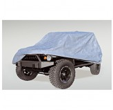 Car Cover, 07-18 Jeep 2-Door Wrangler JK