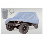 Car Cover Kit, 07-18 Jeep Wrangler JK/JL