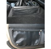 Door And Console Trail Net Kit; 97-06 Jeep Wrangler TJ