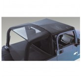 Mesh Roll Bar Top 92-95 Jeep YJ Wrangler