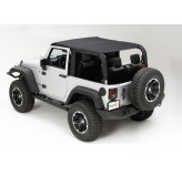 Mesh Island Top 10-12 Jeep 2-Door Wrangler