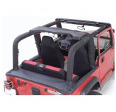 Full Roll Bar Cover Kit 92-95 Jeep YJ Wrangler