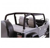 Full Roll Bar Cover Kit 97-02 Jeep TJ Wrangler