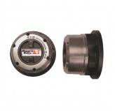 Manual Locking Hub Set; 87-92 Dodge Raider/Mitsubishi Montero