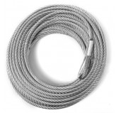 Utv Winch Cable 6/25-Inch X 32 Feet