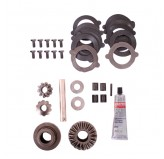 Spider Gear Kit, Trac-Loc, for Dana 44; 97-06 Jeep Wrangler TJ