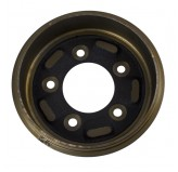 Brake Drum, 9 Inch; 41-53 Willys Models