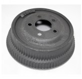 Rear Brake Drum; 91-01 Jeep XJ/ZJ Models