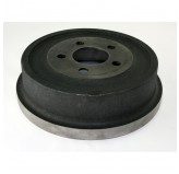 Brake Drum, Rear; 2002 Jeep Liberty KJ