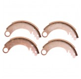 9-Inch Brake Shoe Set 41-53 Willys