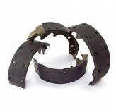 Brake Shoes, Front; 82-84 Willys DJ Models