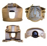 Reman Disc Brake Caliper; 76-78 Jeep CJ Models