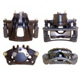 Disc Brake Caliper, Right Front; 02-07 Jeep Liberty KJ