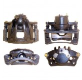 Disc Brake Caliper, Left Front; 02-07 Jeep Liberty KJ