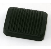 Brake/Clutch Pedal Pad, Manual Trans; 84-17 Jeep YJ/TJ/JK/XJ/MJ/ZJ