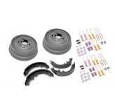 Drum Brake Kit, AMC 20; 78-86 Jeep CJ Models