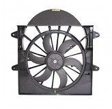 Fan Assembly; 05-10 Jeep Grand Cherokee WK