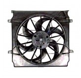Fan Assembly, 2.4, 3.7L; 02-07 Jeep Liberty KJ