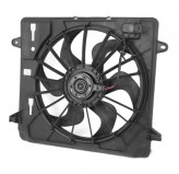Fan Assembly, 3.8L; 07-11 Jeep Wrangler