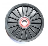 Idler Pulley, W/O AC, 2.4L; 02-06 Wrangler/Liberty